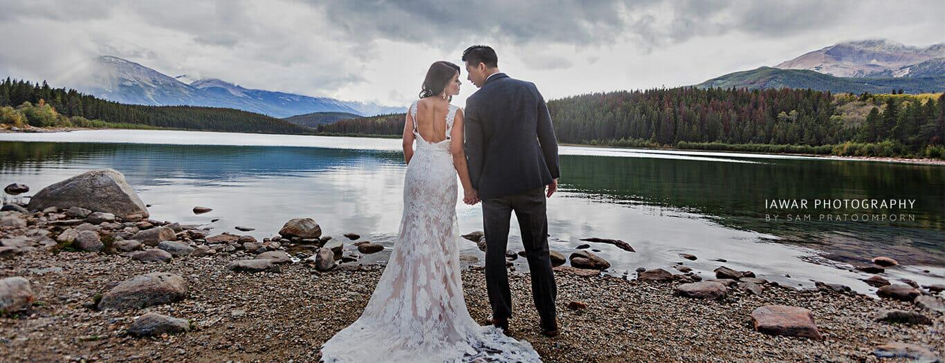 Banff Wedding Photographer Jon And Lang